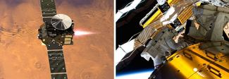 Tecnologia spaziale: la corsa a Luna e Marte aiuta a migliorare la qualità della vita sulla Terra