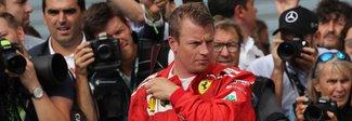 Ferrari, ufficiale l'addio di Raikkonen a fine stagione