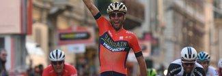 Nibali, l'impresa a Sanremo vale il 3° posto al mondo