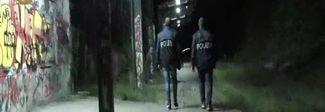 Droga nascosta in galleria ferroviaria: 52enne arrestato dalla polizia