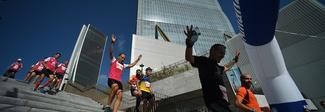 Salomon Running Milano: domenica si sale al 23° piano della Torre Allianz e si corre dentro la metropolitana