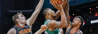 Boston, 15esima vittoria consecutiva: Atlanta si inchina 110-99