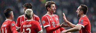 Il Bayern stende ancora il Besiktas  e stacca il pass per i quarti di finale
