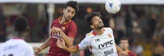 Tanti giovani e pochi big: la Roma va ko con il Benevento 2-1