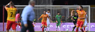 Il colpo di Coda del Benevento: sotto 0-3, pareggia in rimonta