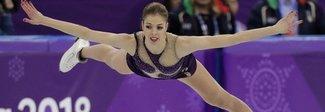 Olimpiadi, Kostner solo quinta ma l'azzurra emoziona sul ghiaccio olimpico