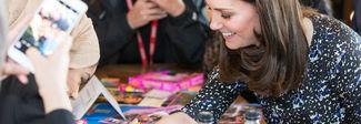 Kate Middleton, il tatuaggio che sorprende tutti (e infrange il protocollo)