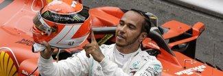 Hamilton: «La gara più difficile. Ho lottato con lo spirito di Lauda»