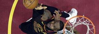 Finals Nba, è LeBron show: Cleveland porta Boston a gara 7