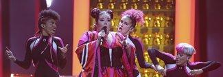 Eurovision 2018, vince Israele con Netta. Ermal Meta e Fabrizio Moro arrivano quinti