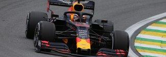 Verstappen in pole in Brasile. In prima fila anche Vettel