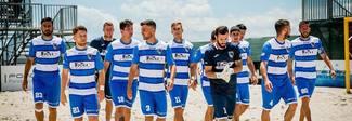 Beach soccer, il Terracina batte il Pisa e vola in semifinale scudetto