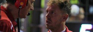 Singapore, Vettel sconsolato:  «Non avevo velocità e passo gara»