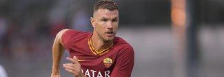 Roma, la dedica di Dzeko a Florenzi: «Mi ha offerto la fascia per restare»