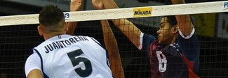 Volley, troppa Italia per la Rep. Dominicana: quarta vittoria di fila