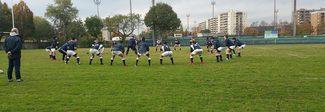 Rissa sul campo da rugby, papà sferra un gancio al rivale del figlio Per il genitore Daspo di due anni