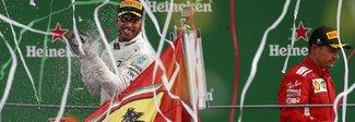 Gp d'Italia, Hamilton vince a Monza: Raikkonen è secondo, Vettel quarto