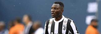 Asamoah, l'agente allontana Napoli: «Potrebbe anche restare a Torino»