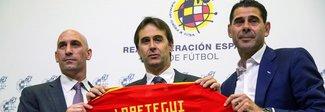 Spagna, Lopetegui firma il rinnovo: sarà ct fino al 2020