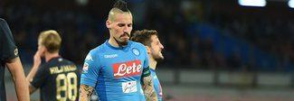 Hamsik spaventa il Napoli: «Non ho sensazioni positive»