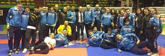 Il karate italiano parla napoletano: