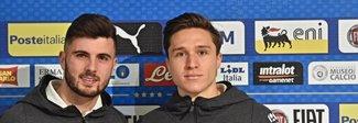 Cutrone: «Messi mi fa pensare alla playstation», Chiesa: «Mi manca Astori»