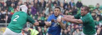 L'Irlanda schianta l'Italia 56-19: uguagliato il record dei 14 ko consecutivi