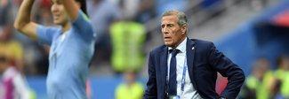 Uruguay, il ct Tabarez rinnova fino al 2022