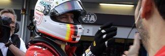 Baku, tutta la gioia di Vettel:  «La macchina va molto bene»
