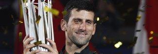 Djokovic trionfa a Shanghai