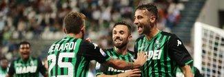 Sassuolo-Empoli 3-1: gli emiliani a due punti dalla Juve