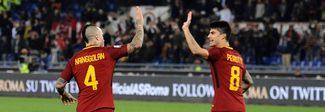 Roma, Nainggolan: «Ho giocato il derby con gli antidolorifici. Ero all'80%»