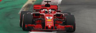 GP di Spagna, vince Hamilton davanti a Bottas, la Ferrari di Vettel ai piedi del podio