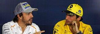 Alonso: «Lascio perché il Circus non mi emoziona più»