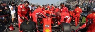 Ferrari, partenza deludente: sono tanti i problemi da risolvere