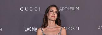 Da Charlotte Casiraghi a Kim Kardashian, pioggia di star (e abiti da sogno) al Lacma Art gala Foto