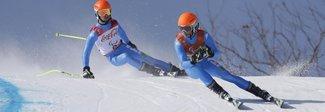Paralimpiadi: argento per Bertagnolli e Casal in SuperG