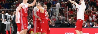 Basket, Milano campione d'Italia: trionfa a Trento in gara-6 per 96-71