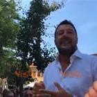 """Salvini annuncia tour al Sud: """"Cerchiamo di unire Paese nel nome delle regole e del lavoro"""""""