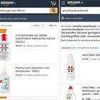 Coronavirus, in Italia prezzi alle stelle per gli igienizzanti. Amuchina su Amazon a 98,99 euro