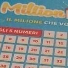 Million Day, i cinque numeri vincenti di domenica 9 febbraio 2020