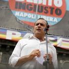 De Magistris: «Debito Napoli con Cr8 si va a eliminazione pignoramento»