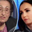 Al Bano, Caterina Balivo ricorda la mamma a Vieni da me e si commuove: «Ciao signora Jolanda»