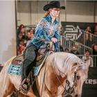 Gina Schumacher regina a Verona: la figlia di Michael trionfa allo show della Fieracavalli