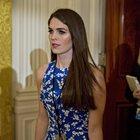 Hope Hicks, ex modella di 28 anni a capo della comunicazione di Trump