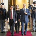 Il premier Conte incontra il generale libico Haftar a Roma