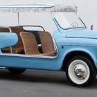 Compra una Fiat 600 Jolly con 122 dollari, dopo 43 anni la rivende a 78mila