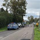 Scontro frontale sulla Bassianese, nell'incidente un ferito in gravi condizioni