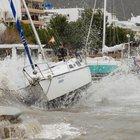 Tempesta Gloria, in Spagna tre morti e onde alte come palazzi: allerta meteo anche in Francia