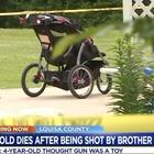 Bambino di 4 anni spara e uccide il fratellino di 2: «Credeva fosse una pistola giocattolo»